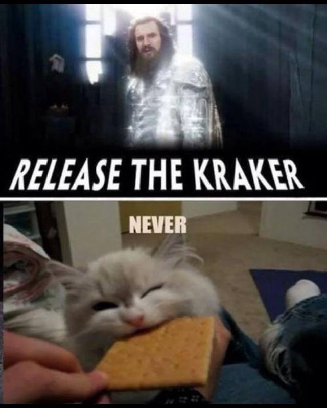 releasethekraker