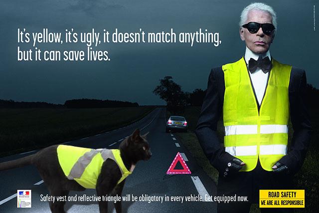 Safety Yellow Jacket