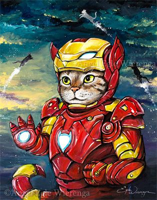 Iron Kitty
