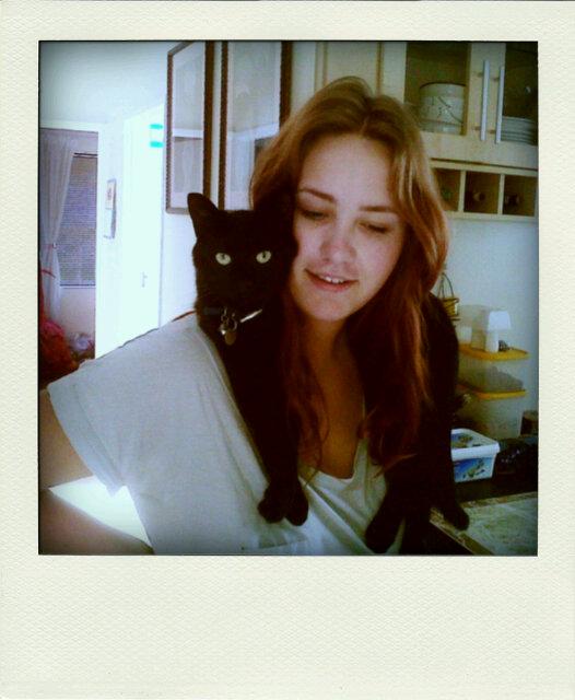 cat scarf 12