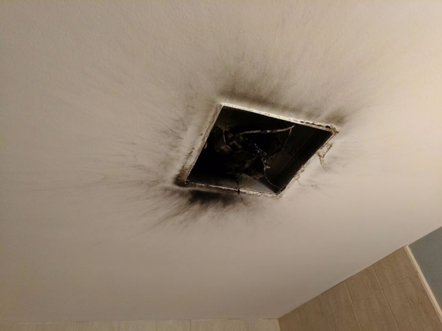 fire in home 2