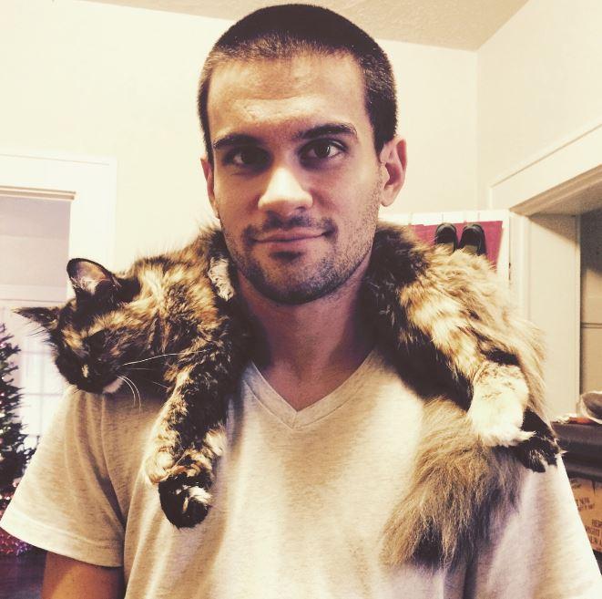 cat scarf 1