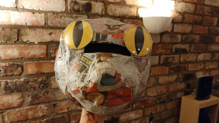 cat head costume 4