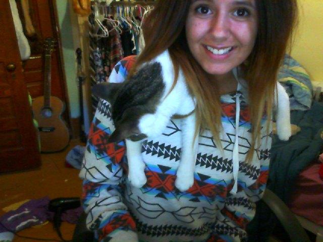cat scarf 10