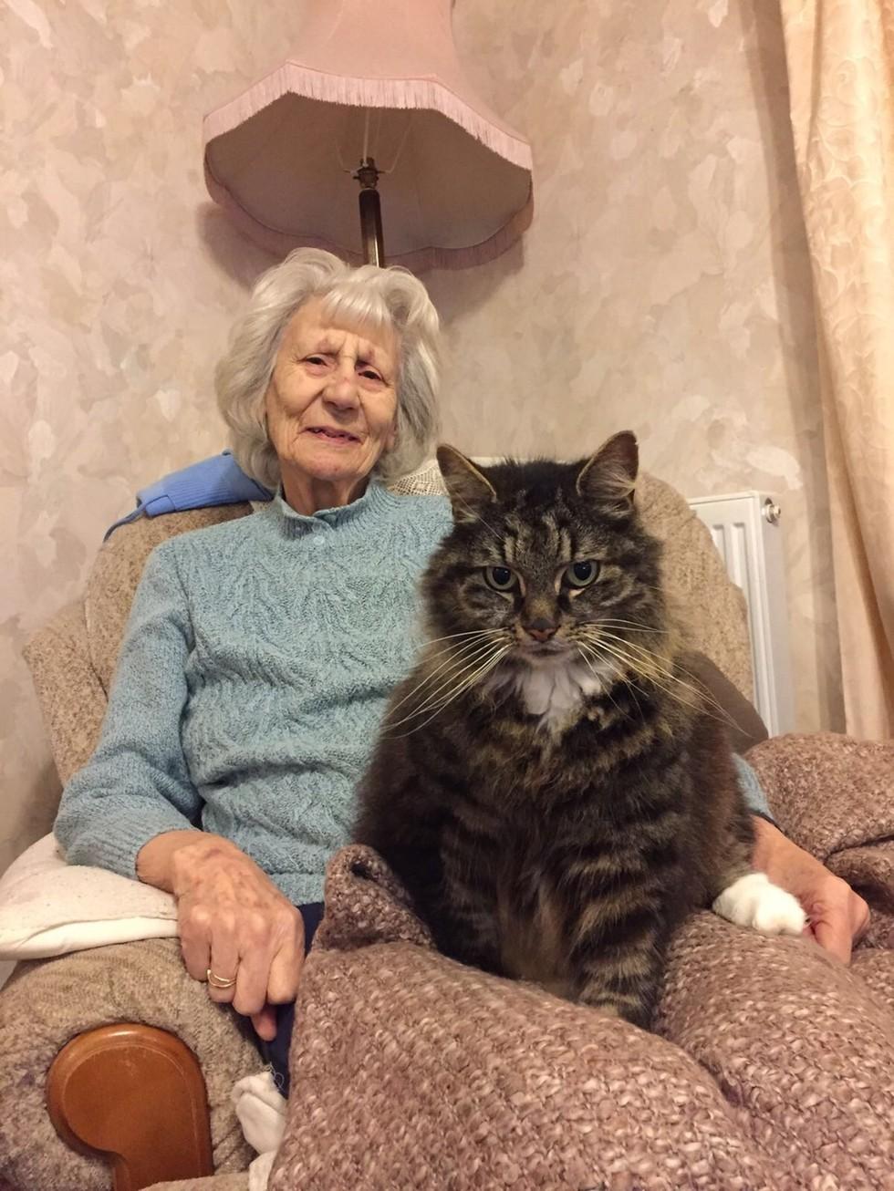 grandma and rio