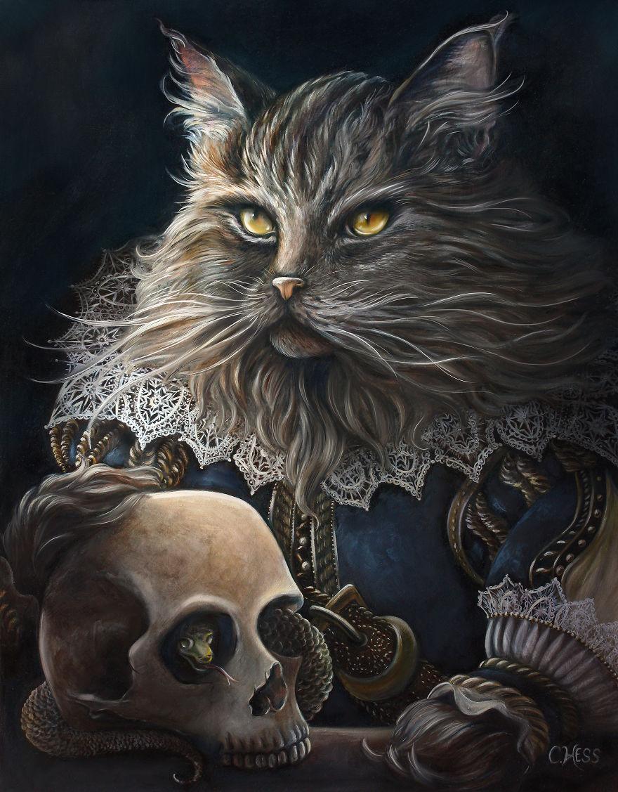 william cat