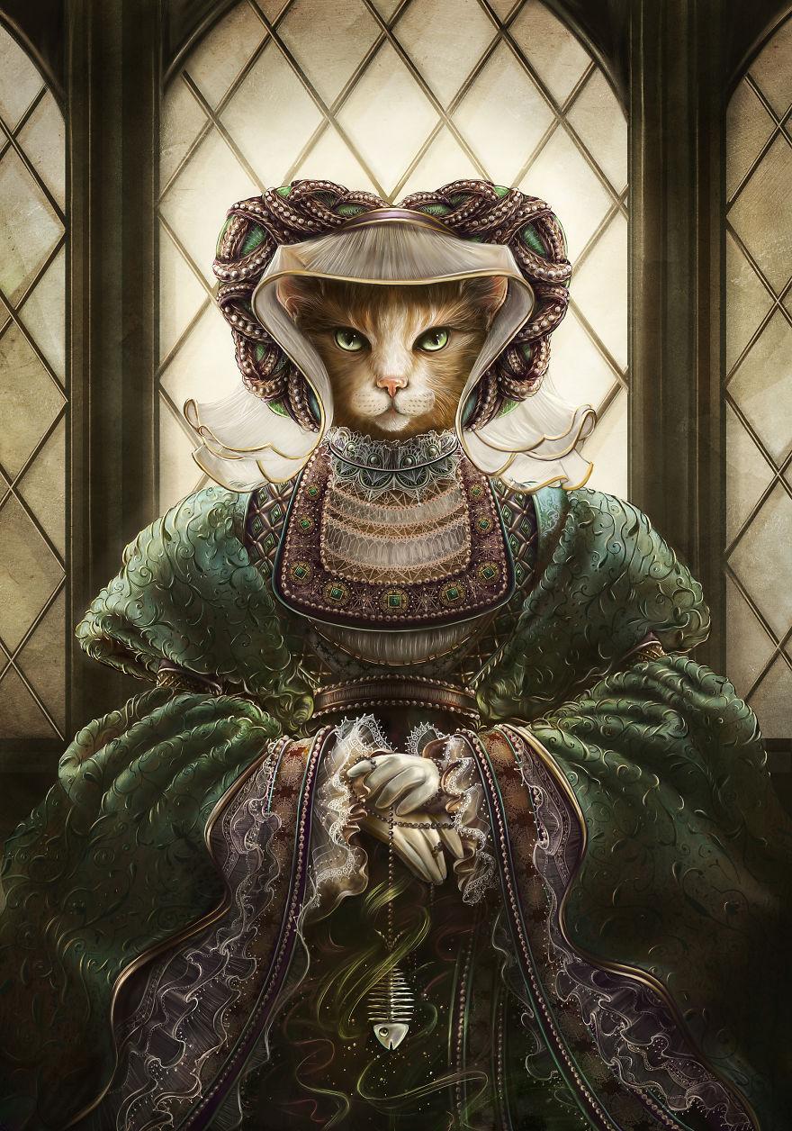 anne cat