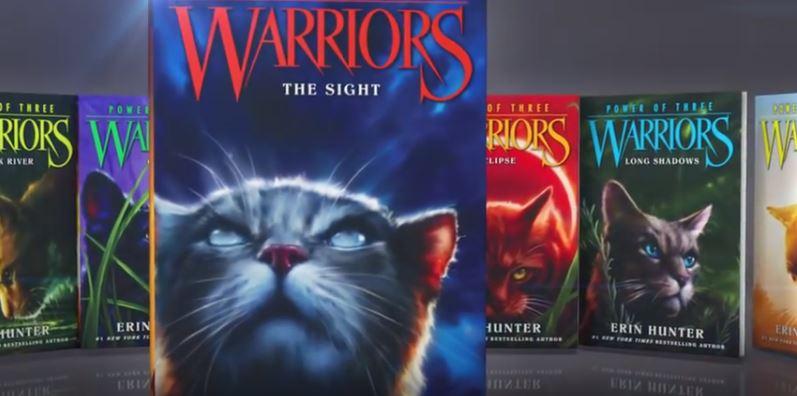 warriors cat series