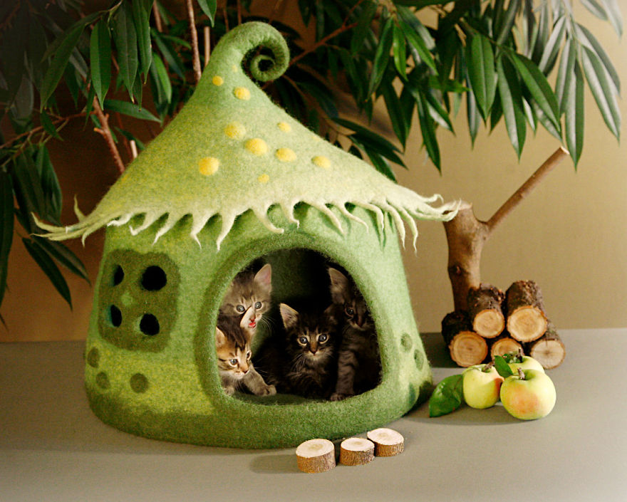 fairy tale cat house 11