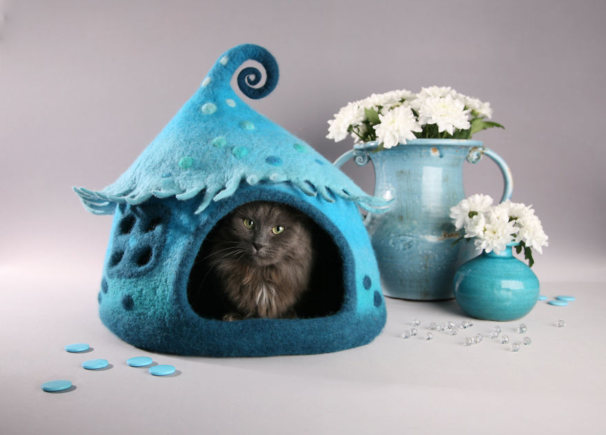 fairy tale cat house 7