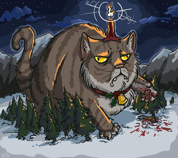 yule cat 2