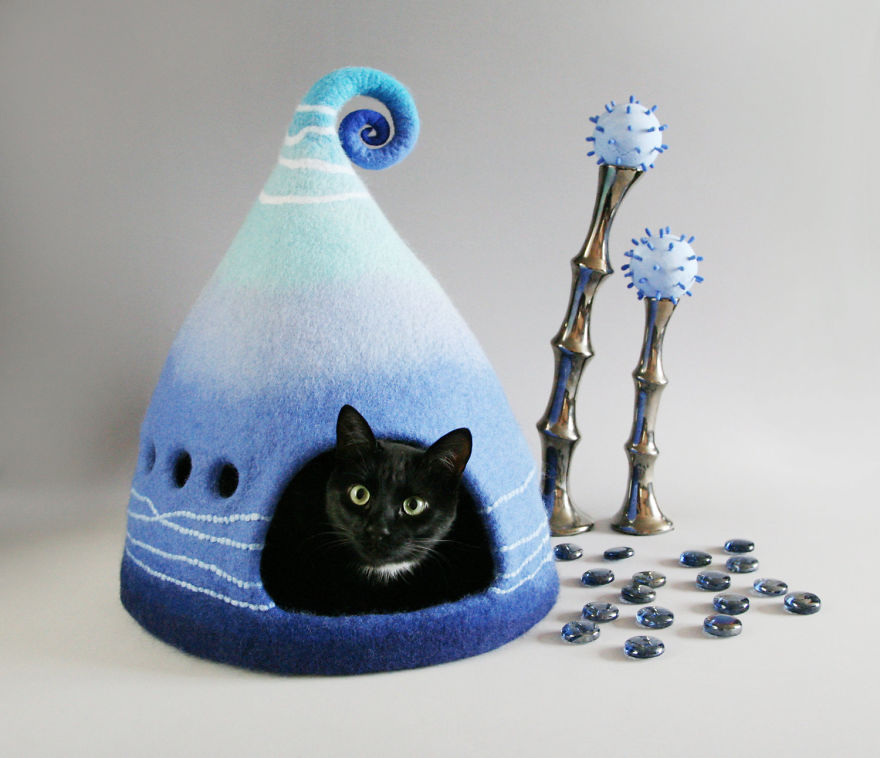 fairy tale cat house 2