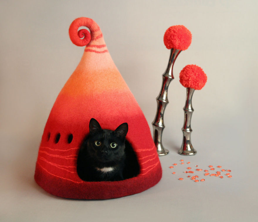 fairy tale cat house 8