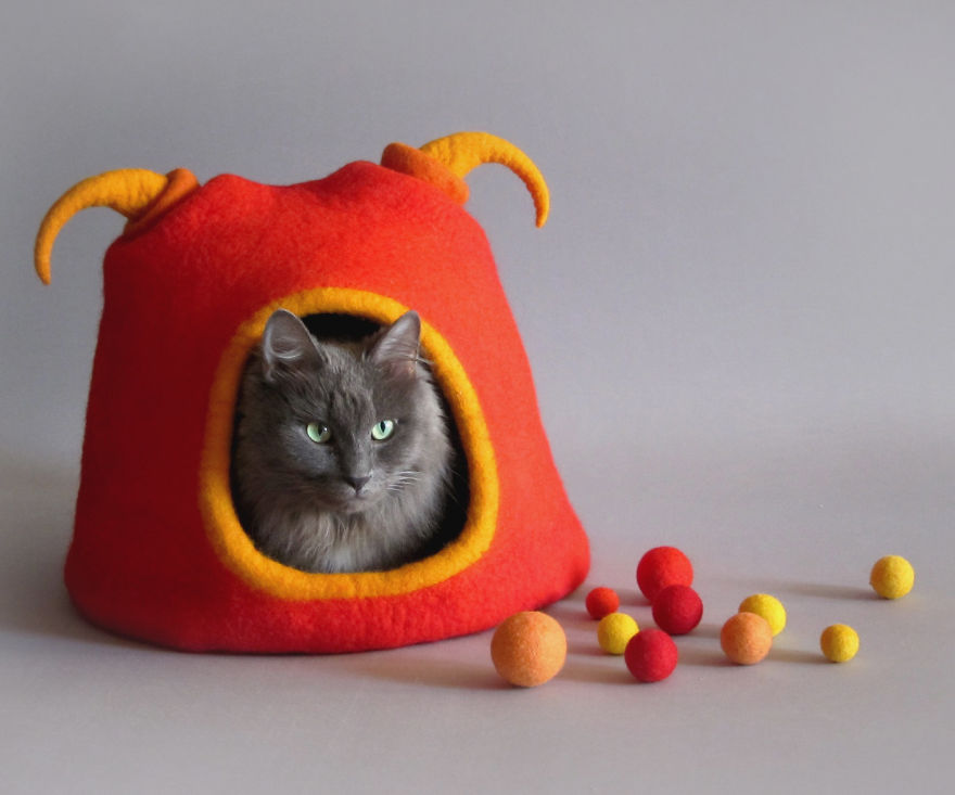 fairy tale cat house 12