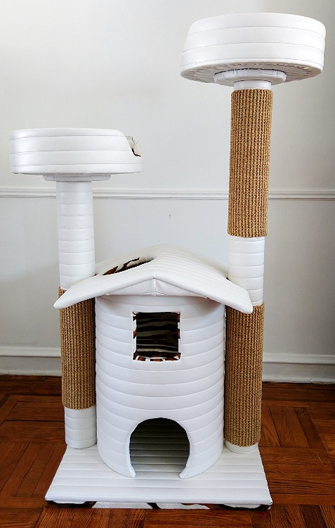 luxury cat condo