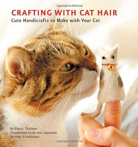 crafting with cat hair book title