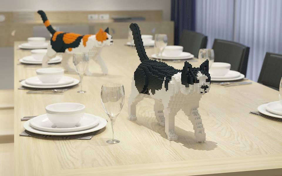 jekca building block cat series 2
