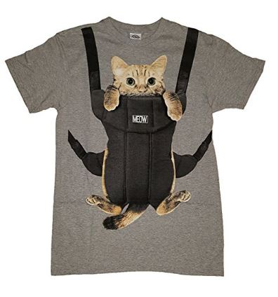 cat t shirt hangover