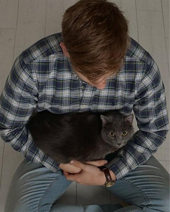 cat engagement photo shoot 10