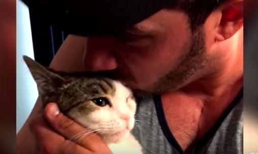 special needs cat mac