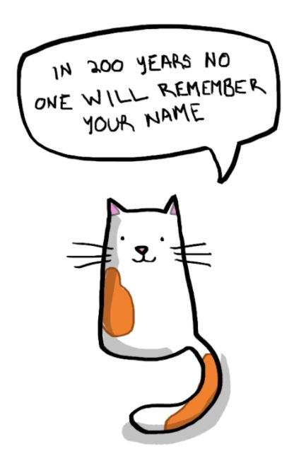sad cat truths 1
