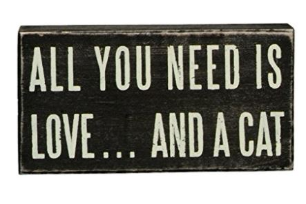 all you need is love and a cat box