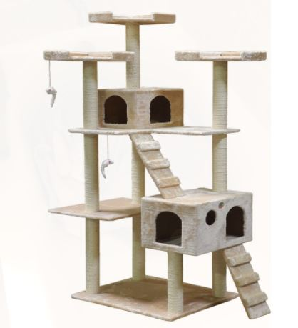 Coolest Cat Condos You Can Order On