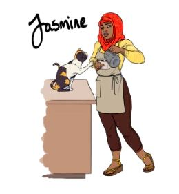 the unadoptables cat comics jasmine