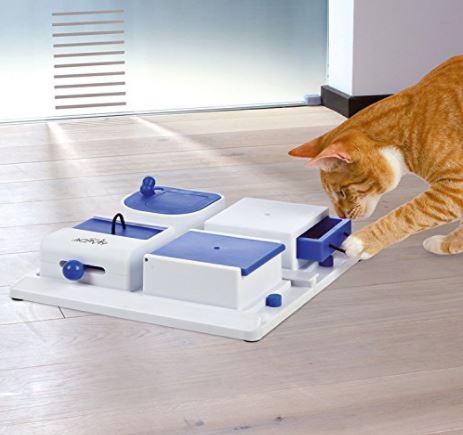 best cat treat dispenser