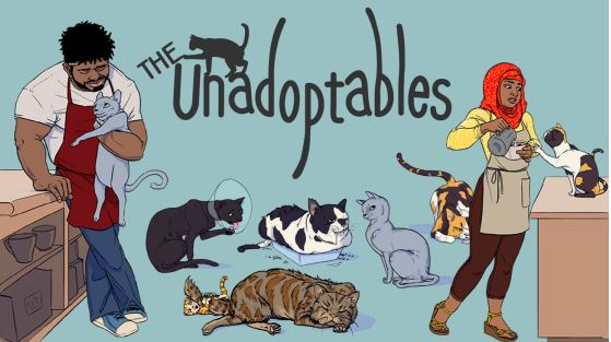 the unadoptables cat comic