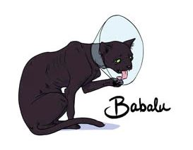 the unadoptables cat comics babalu