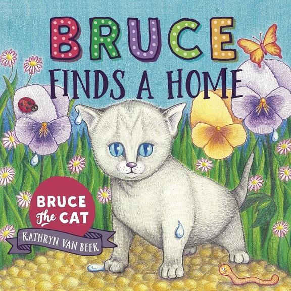 bruce finds a home childrens book