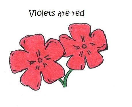 roses are red cat poem iizcat 2