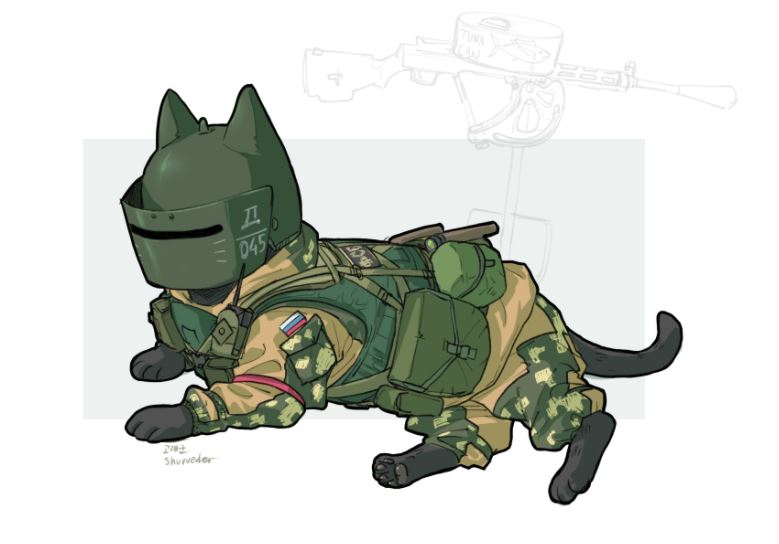 What An All Cat Swat Team Would Look Like Gallery