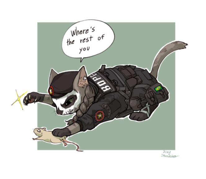 swat team cats 4