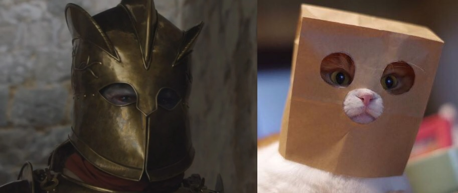 10 Game Of Thrones Characters And Their Cat Look A Likes