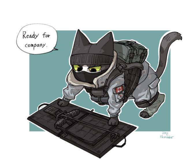 swat team cats 5