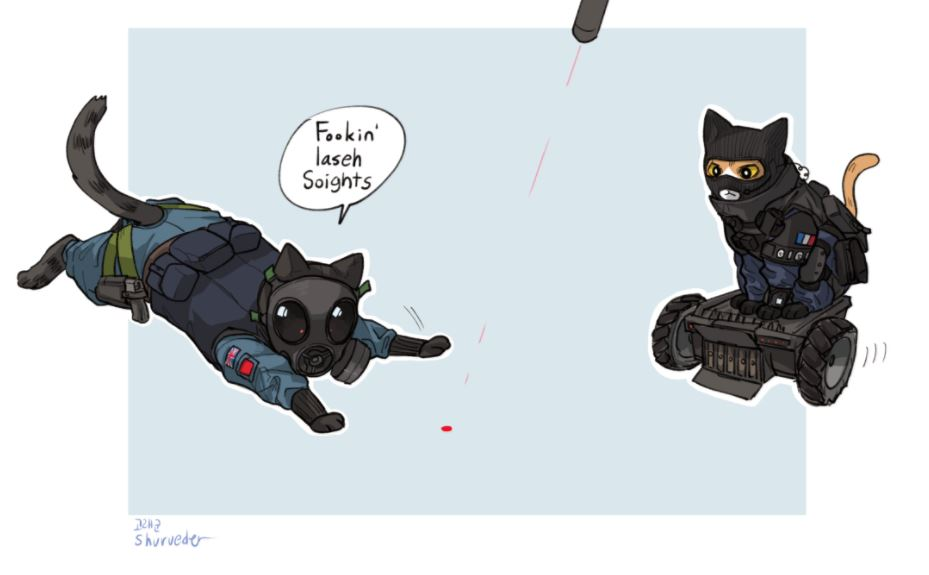 swat team cats 3