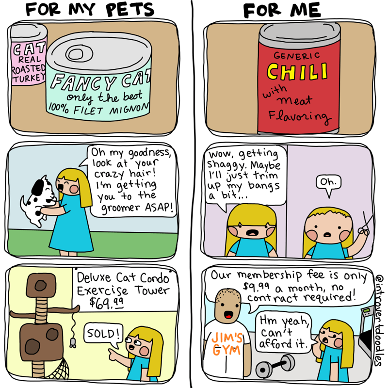 introverted cat lady comics 10