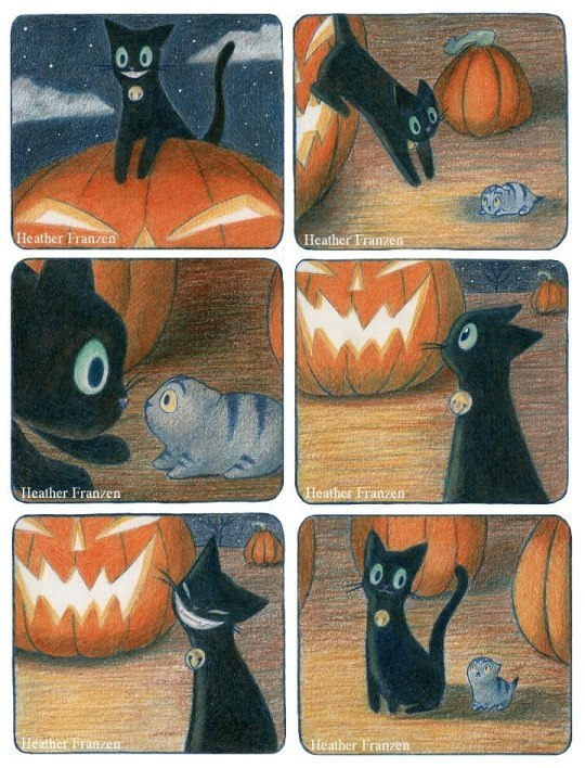 https://www.iizcat.com/uploads/2017/08/upx9r-scared-kitten-meets-black-cat-comic-4.jpg
