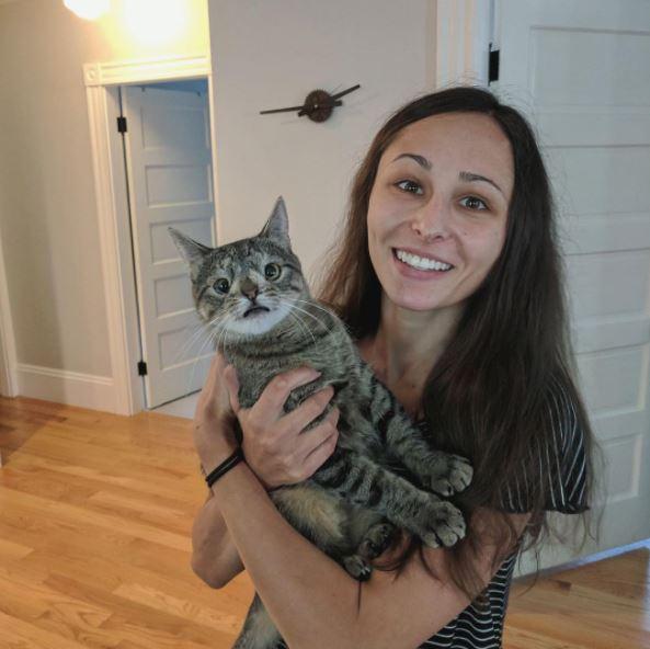 maya the cat 2