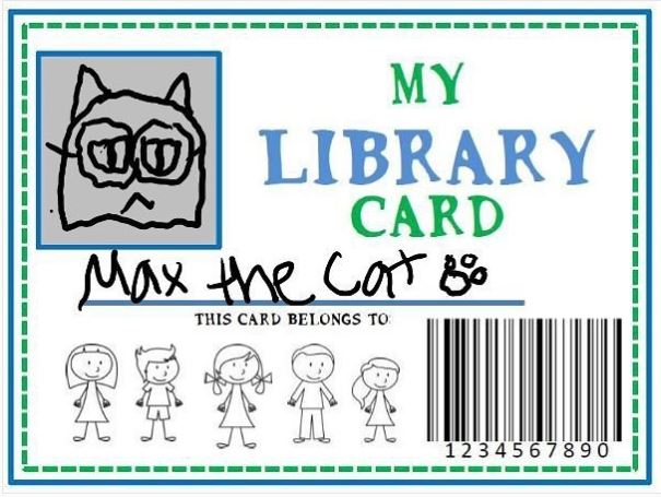 max the library cat 6