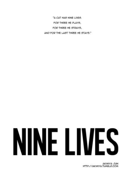 nine lives comic