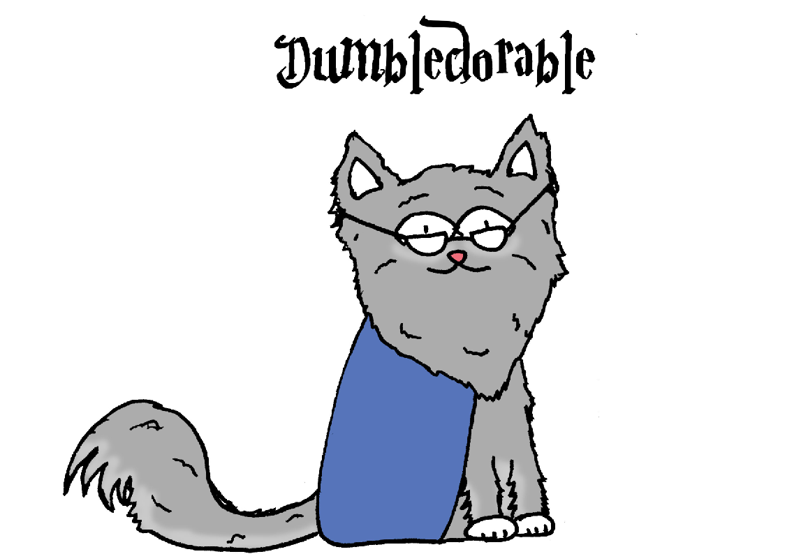 harry potter cat comic 4