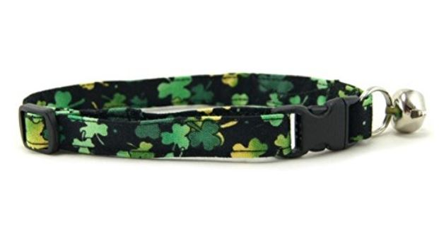 irish cat collar