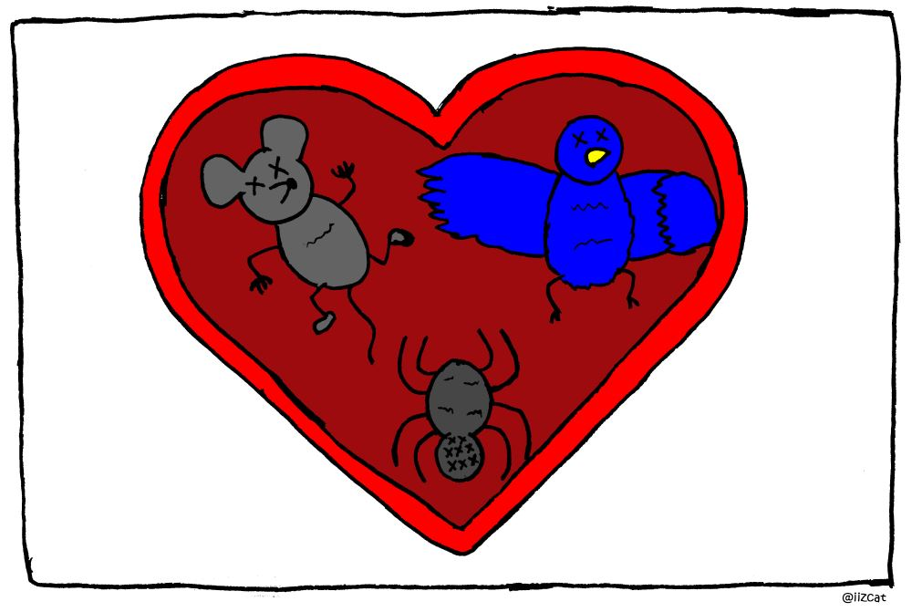 happy valentines day cat comic 5 iizcat