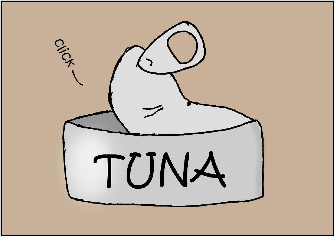 iizcat tuna comic 3