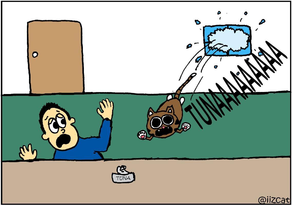 iizcat tuna comic 4