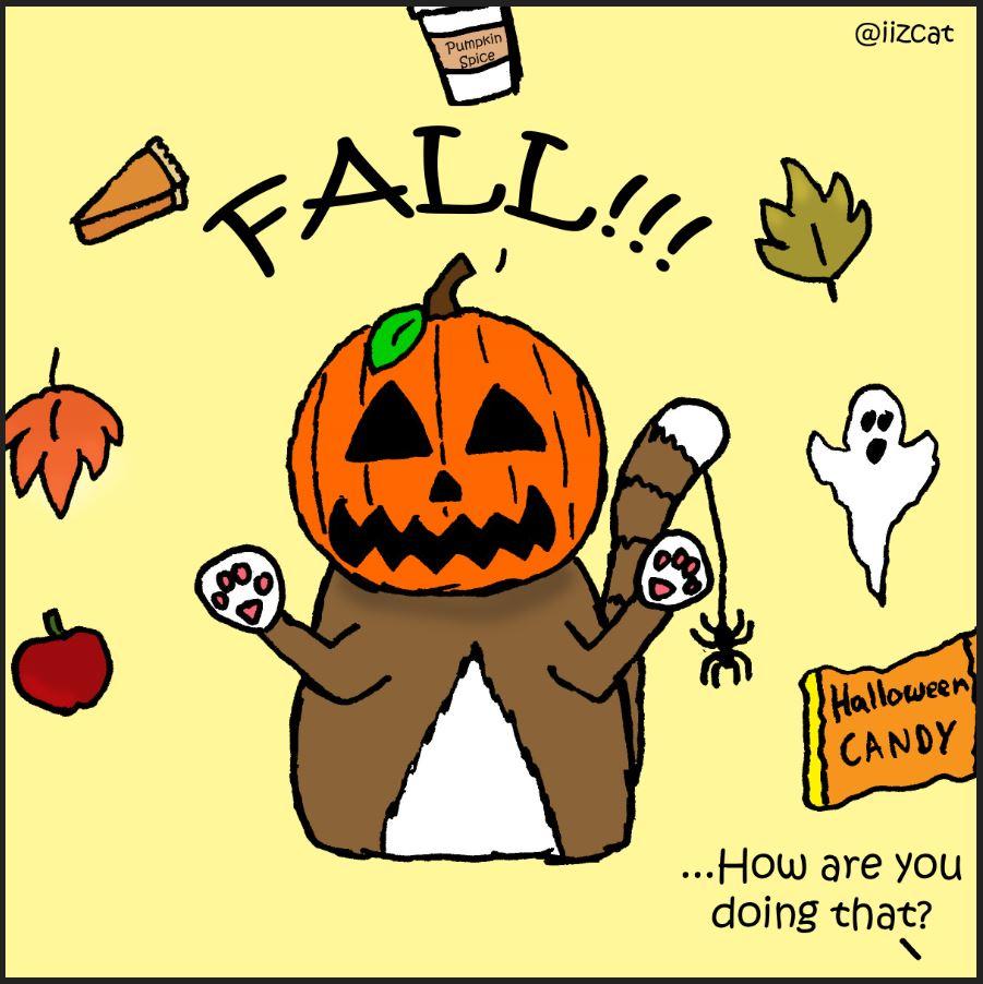 iizcat fall comic 5