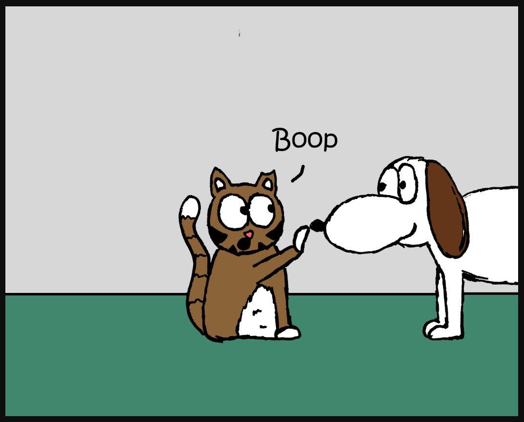 iizcat boop comic 3